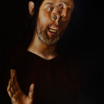 The actor 80x120